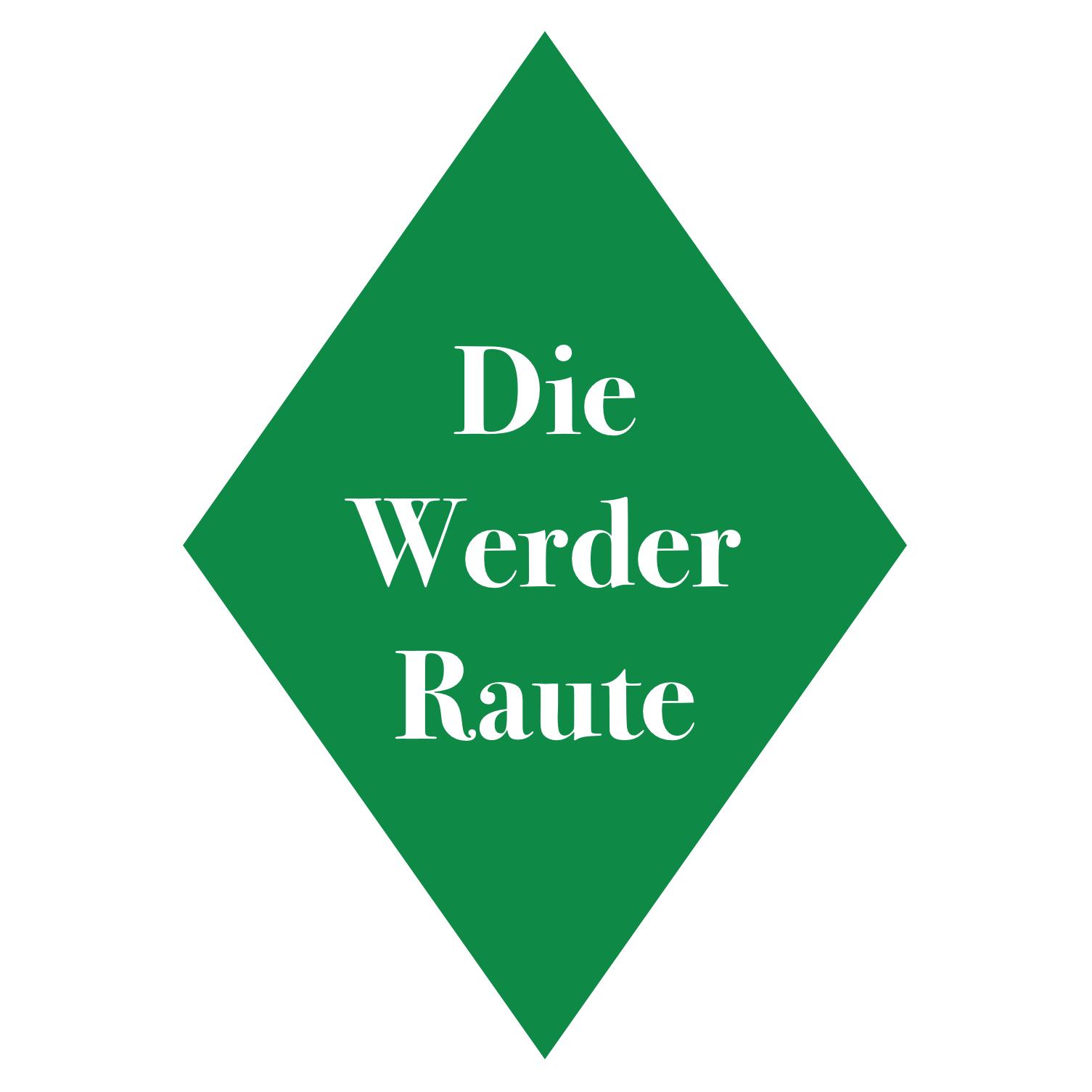 Die Werder Raute