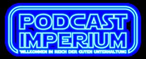 Logo Podcastimperium