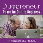 Duopreneur der Podcast für Paare im Online Business
